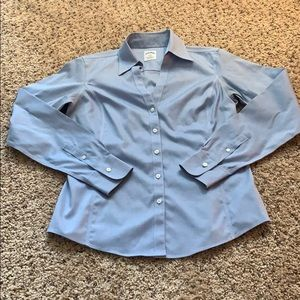 Brooks Brothers Size 4 Fitted Button Down